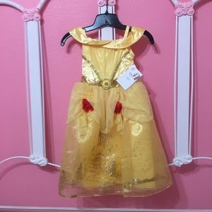 Toddler Beauty and the Beast Belle Dress Costume